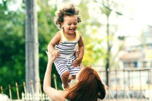 shared custody with mum