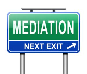 Mediation next exit
