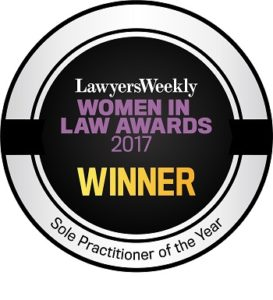 Family Law Partner of the Year Finalist Jennifer Hetherington