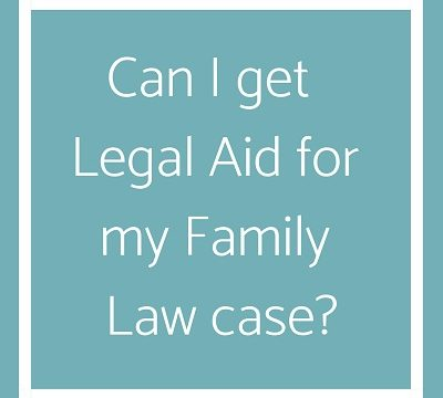 Legal Aid Family Law – Do I qualify?