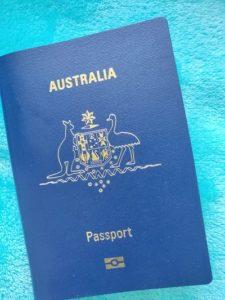 child passport australia